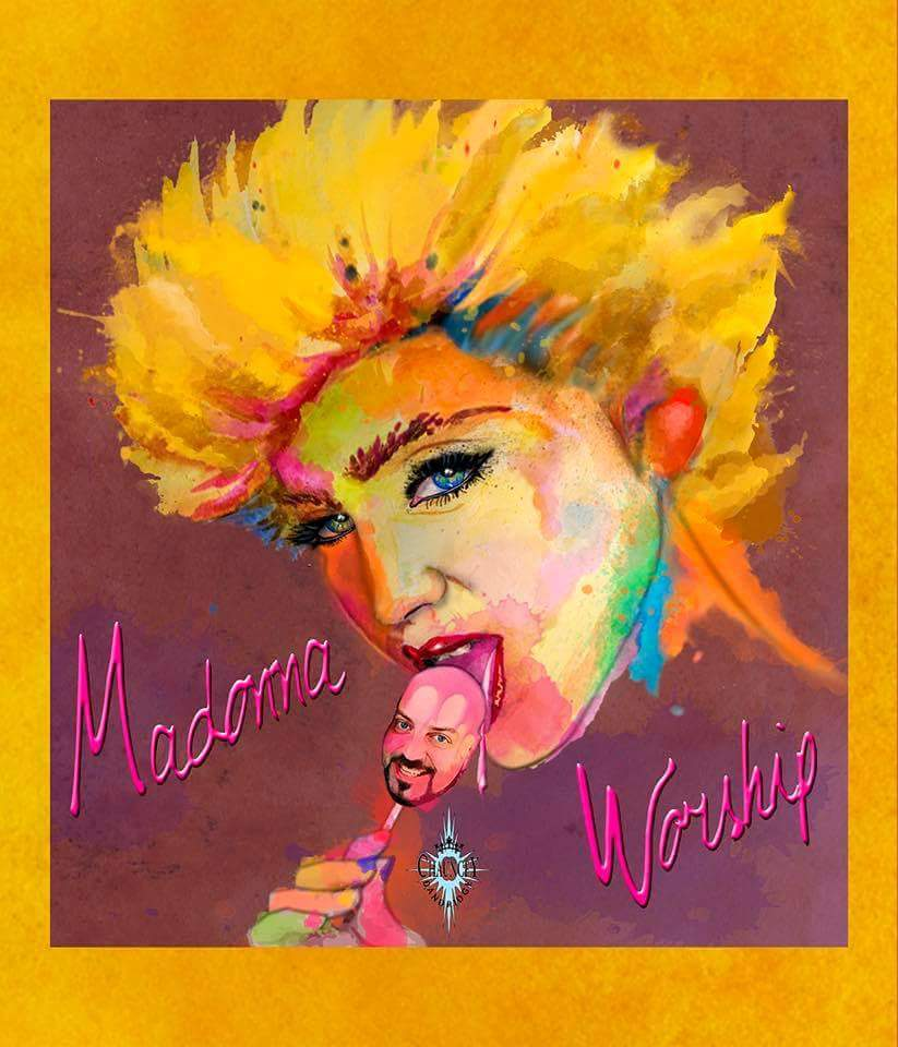 The 8th Annual #MADONNAWORSHIP Night Saturday, August 13th @TheStonewallNYC